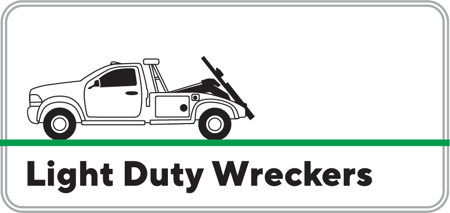 Picture for category Light Duty Wreckers