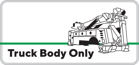 Picture for category Truck Body Only